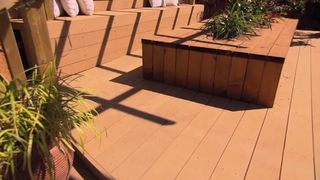 Decking with a Difference