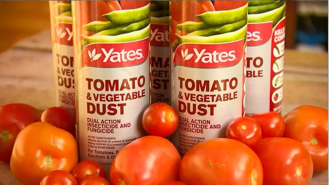 Yates Tomato and Vegetable Dust