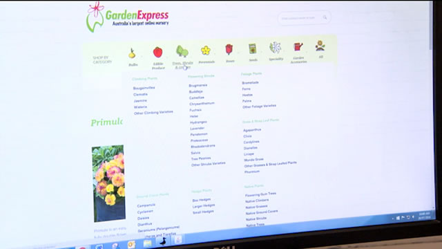 Who Are Garden Express?