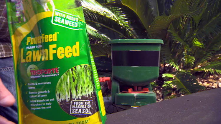PowerFeed LawnFeed: Seasol-12 Secrets to Gardening Success