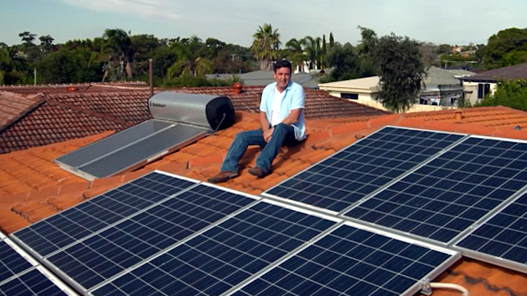 Solahart Solar Hot Water