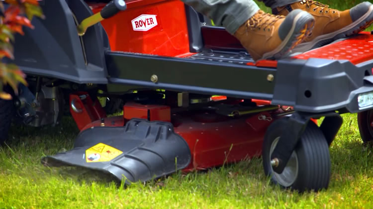 Different Mowers for Different Environments