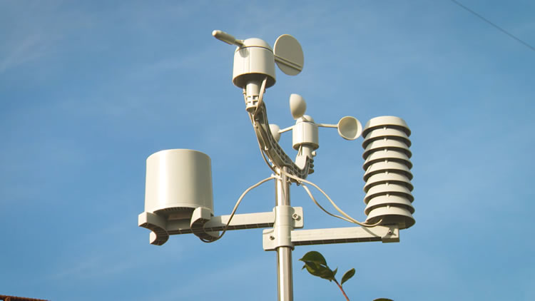 Holman Weather Station