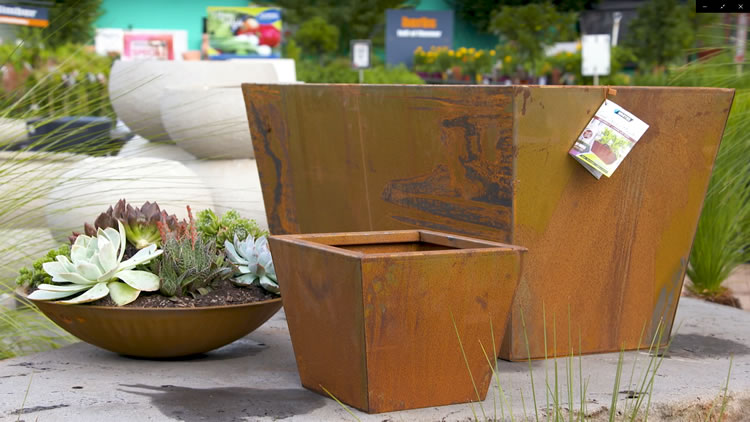 Planter ideas – Oxy Planter Boxes