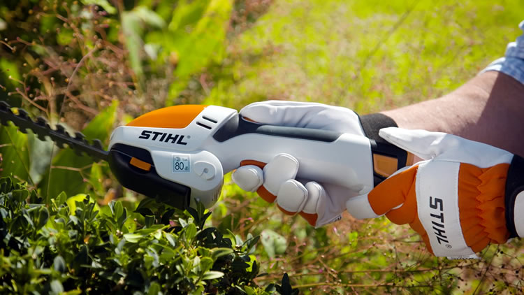 Keeping Your Garden Trim with Stihl